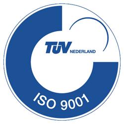 ISO 9001 certificate Ipacs Technisch Rubber